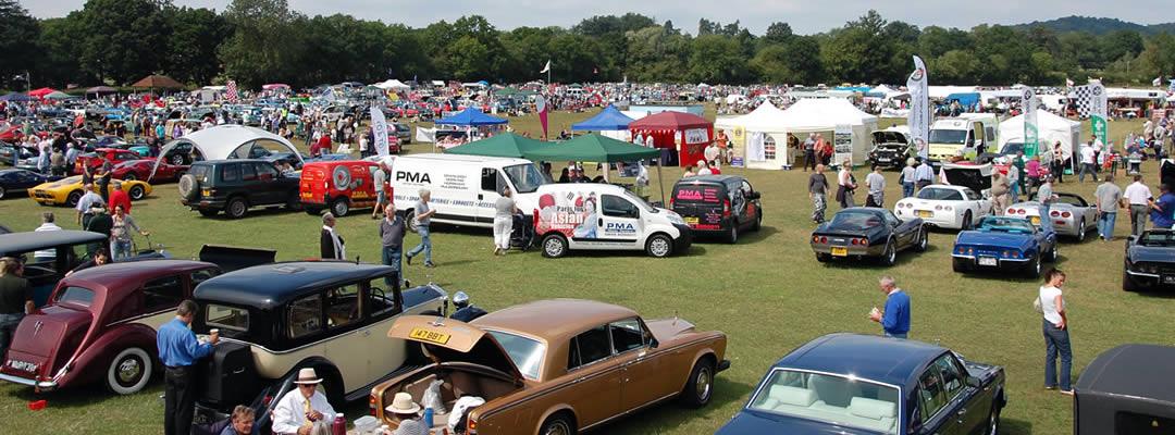 Cranleigh Lions Classic Car Show