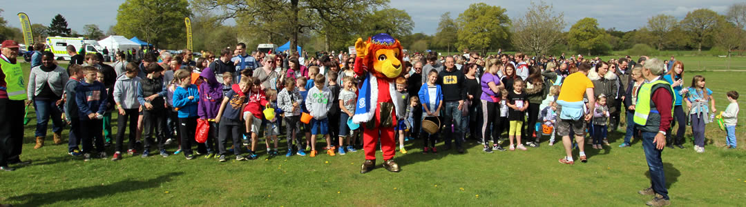 Cranleigh Lions Great Easter Egg Hunt