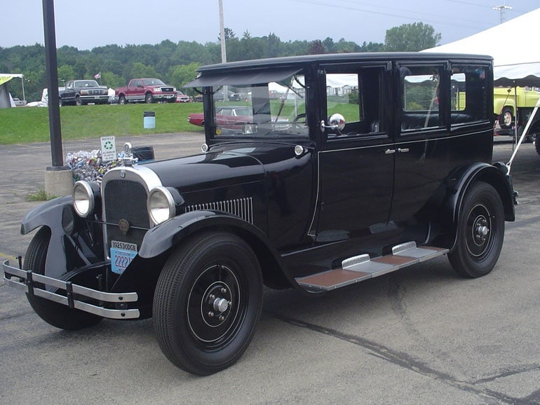 1925 Dodge 25 Business Sedan