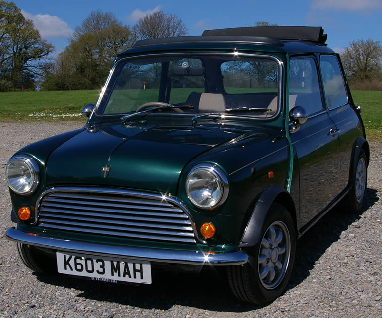 1992 Mini British Open Classic